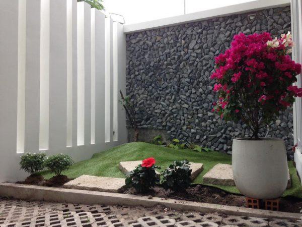 bt3 600x450 - Nhà Mới Xây 1 Phòng Ngủ Đường Dương Công Khi- Bình Chánh