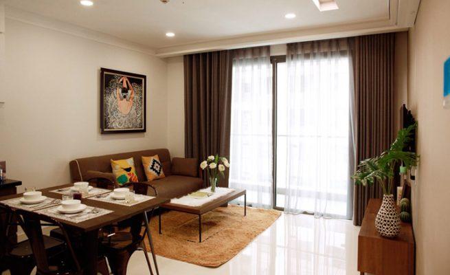 căn hộ cho thuê quận 1 655x400 - Danh sách căn hộ cho thuê quận 1 chất lượng hiện đại
