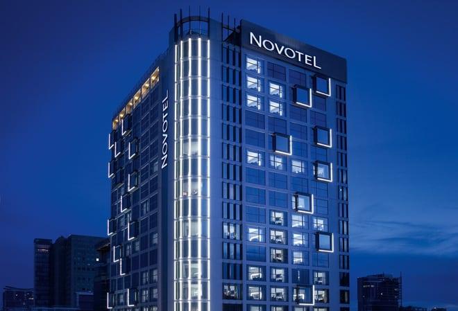 Dự án Novotel Sài Gòn Centre