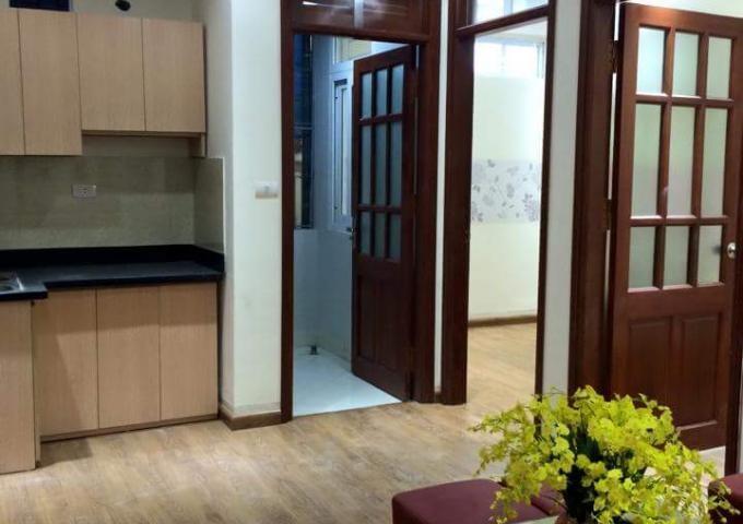 Căn hộ ở chung cư mini Phạm Văn Đồng full nội thất