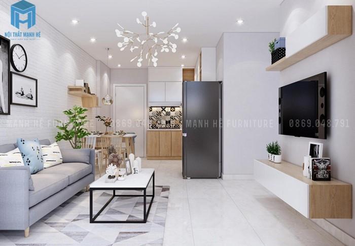 goi y nhung mau noi that nha dep duoc ua chuong nhat 2020 2492 20 - Gợi ý những mẫu nội thất nhà đẹp được ưa chuộng nhất 2020