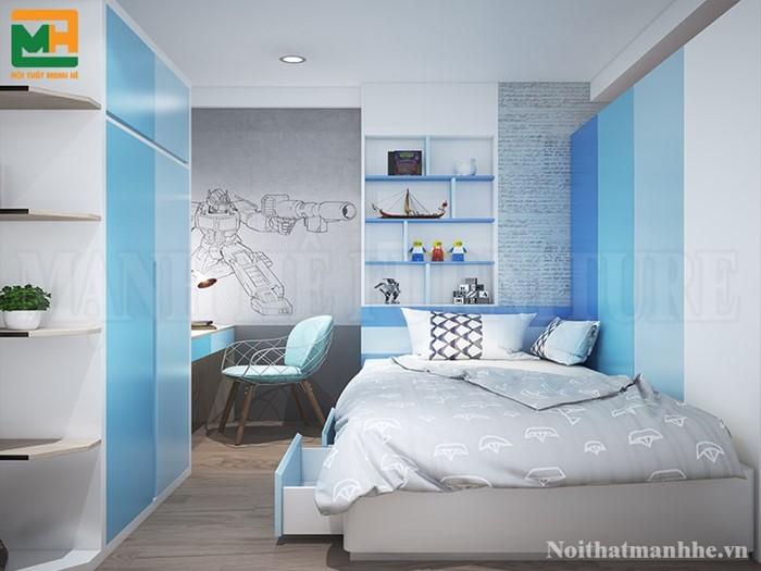 goi y nhung mau noi that nha dep duoc ua chuong nhat 2020 2492 33 - Gợi ý những mẫu nội thất nhà đẹp được ưa chuộng nhất 2020