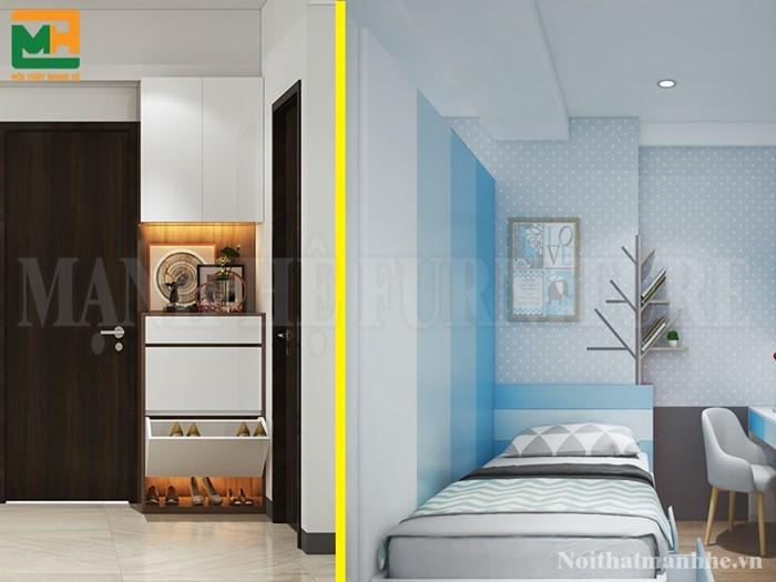 goi y nhung mau noi that nha dep duoc ua chuong nhat 2020 2492 34 - Gợi ý những mẫu nội thất nhà đẹp được ưa chuộng nhất 2020