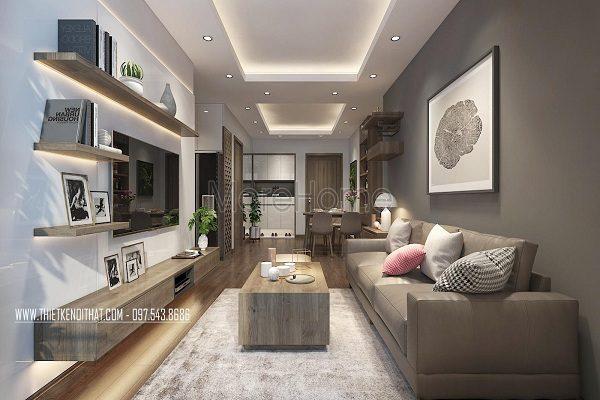 mẫu nội thất nhà đẹp 600x400 - Gợi ý những mẫu nội thất nhà đẹp được ưa chuộng nhất 2020