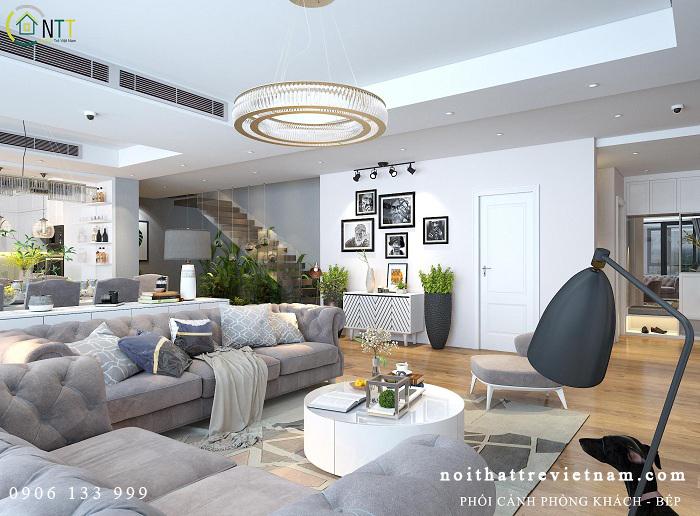 nội thất nhà đẹp - Gợi ý những cách bài trí nội thất nhà đẹp hiện đại