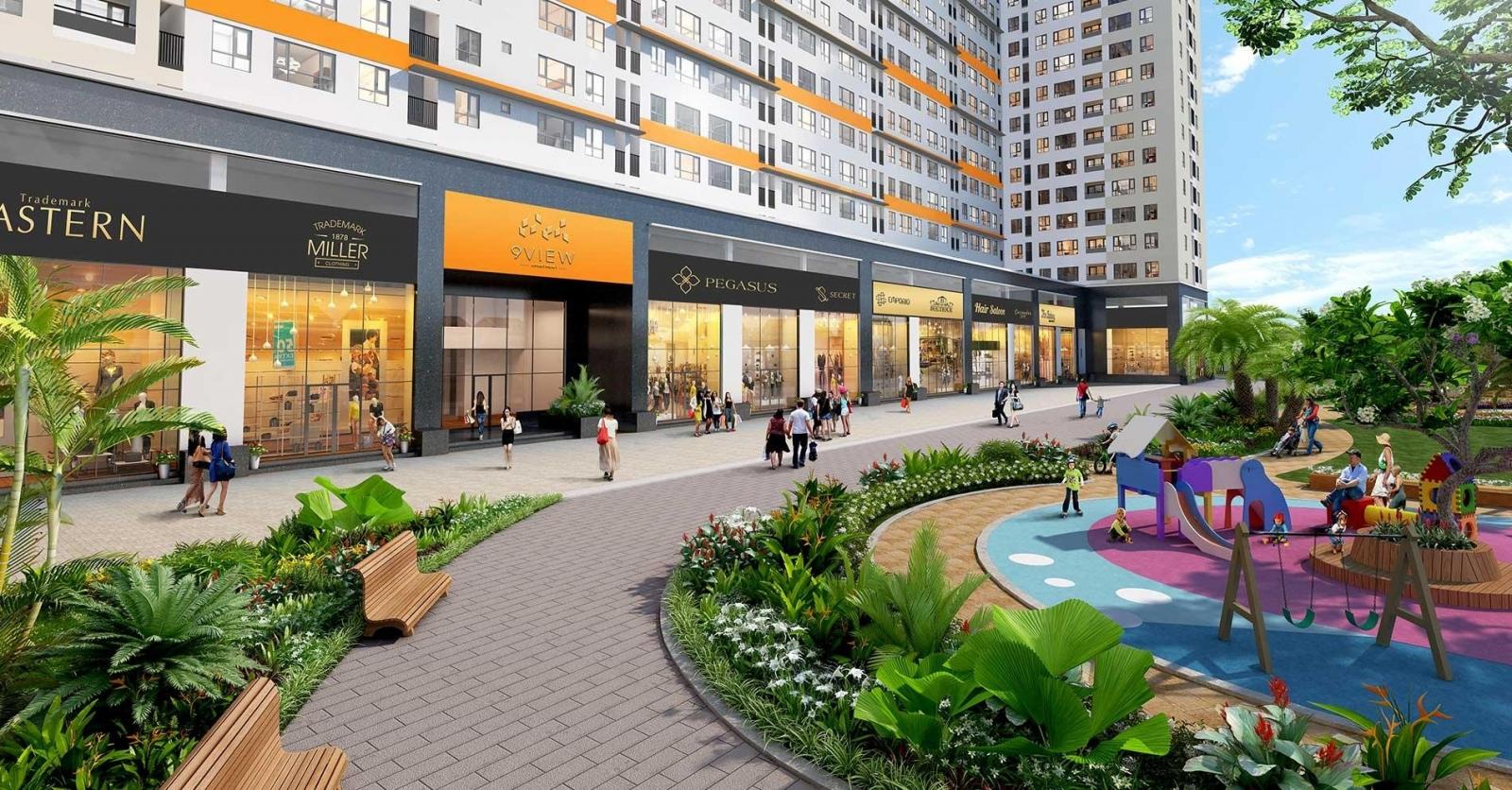 417 - Căn hộ thương mại là gì? Xu thếphát triển căn hộ thương mại tại Việt Nam