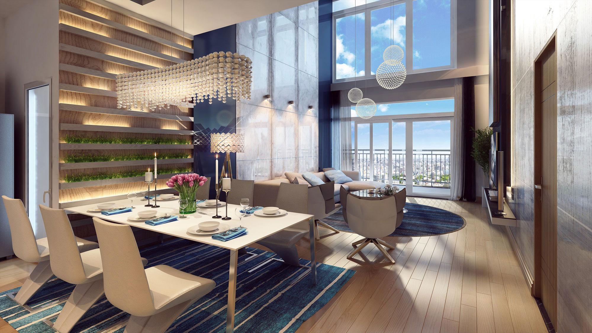can ho duplex la gi co nen mua can ho duplex 2826 2 - Căn hộ Duplex là gì? Có nên mua căn hộ Duplex?