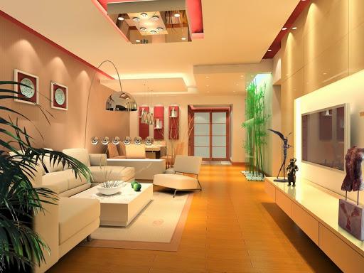 thiet ke noi that nha o theo phong thuy 2687 1 - Thiết kế nội thất nhà ở theo phong thủy