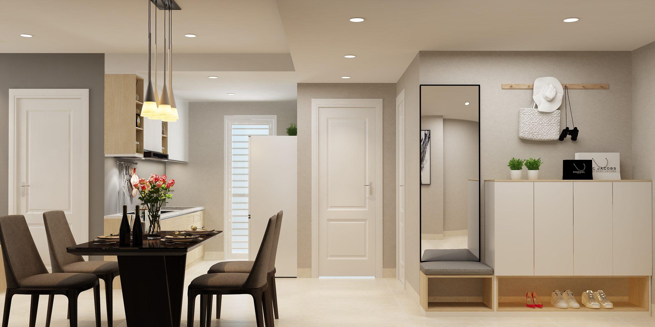 thiet ke noi that nha o theo phong thuy 2687 6 - Thiết kế nội thất nhà ở theo phong thủy