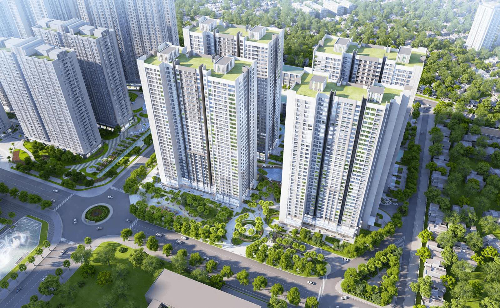 top 6 khu do thi dang song o viet nam 2718 5 - Top 6 khu đô thị đáng sống ở Việt Nam