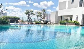 River gate residence hồ bơi hình ảnh